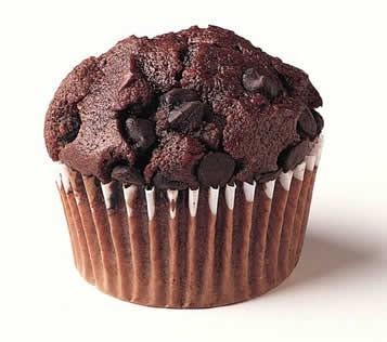 Ricetta Muffin Al Cioccolato O Con Gocce